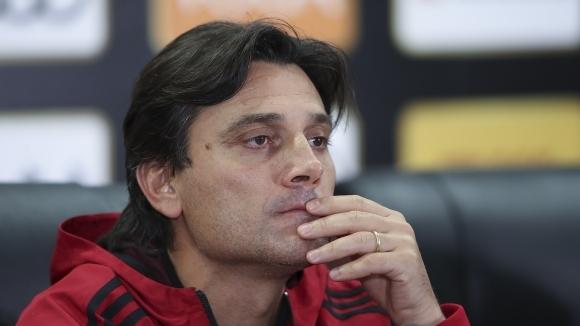 Монтела след погрома от Лацио: Пак бих взел същите решения