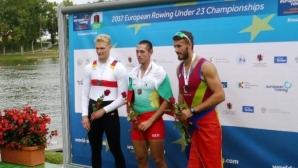 Борис Йотов стана европейски шампион по гребане (снимки)
