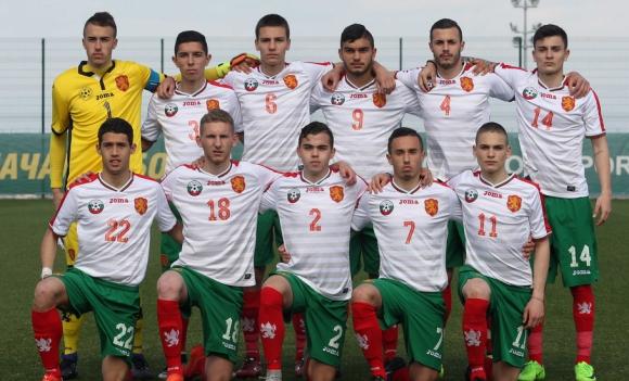 Юношите на България и Босна си вкараха осем гола