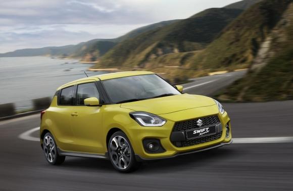 Световна премиера за Suzuki Swift Sport (Снимки)