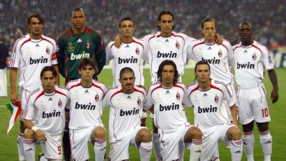 2007 – Милан