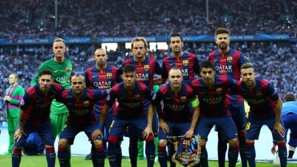 2015 - Барселона