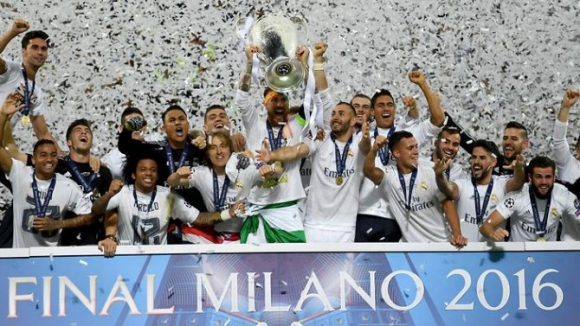 2016 - Реал Мадрид