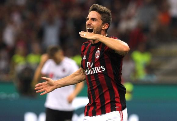 Титулярно трио на Милан не замина за Австрия