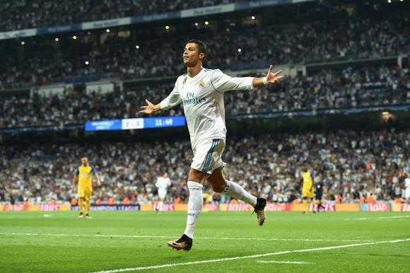 Зажаднелият Кристиано поведе Реал към следващата (видео)