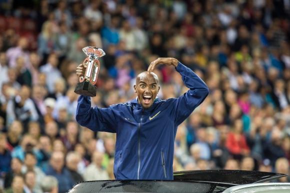 Мохамед Фара потвърди участие на Лондонския маратон през 2018 г.