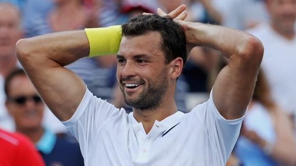 Българинът Григор Димитров запази деветото си място в световната ранглиста