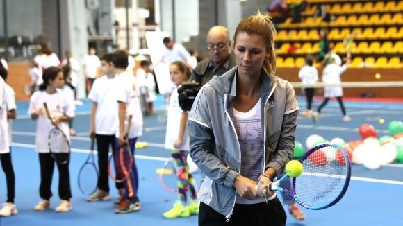 Българката Цветана Пиронкова, която не играе поради контузия, загуби 20