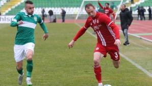 Героят Карачанаков: Видях топката сама и вкарах