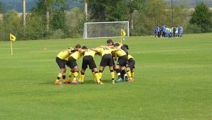 Юношите на Ботев взеха дербито на Пловдив и се качиха на върха