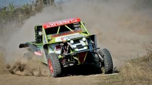Холандец изигра българите в първия ден на Balkan Offroad Rallye 2017