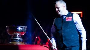 """Триумфът на Хигинс в Индия създаде въртележка за """"Шампион на шампионите"""""""