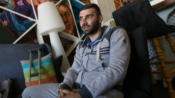 Владо Стоянов разкри кога се надява да се завърне в игра (видео)