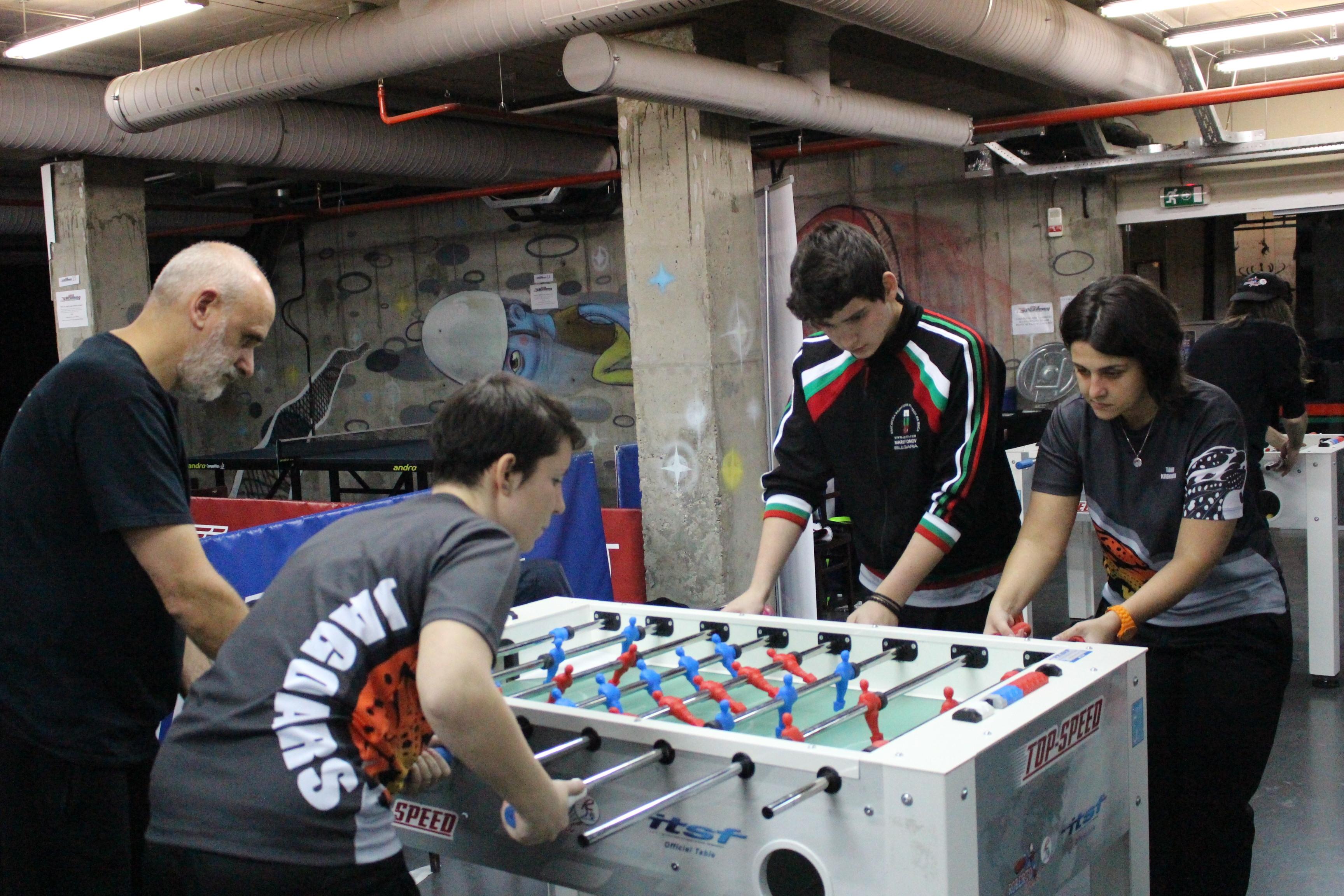 В София ще се състои първото издание на официалната отборна