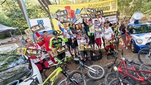 Десетки колоездачи от цяла България премериха сили в зрелищния финал