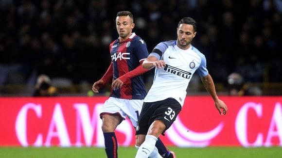 Отборите на Болоня и Интер не излъчиха победител в първия