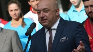 """Министър Кралев награди победителите от междууниверситетска регата """"Академика"""""""