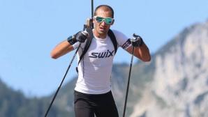Владимир Илиев разби конкуренцията на държавното първенство по летен биатлон