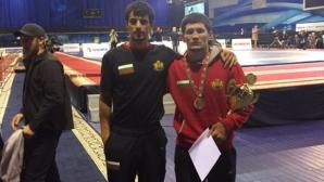 Дагестанецът Умарпашаев с бронз при дебюта си за България