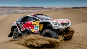 Обмислена стратегия и големи амбиции за Peugeot 3008DKR в Мароко