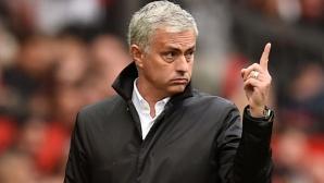 Жозе Моуриньо най-после доволен от представянето на Ман Юнайтед