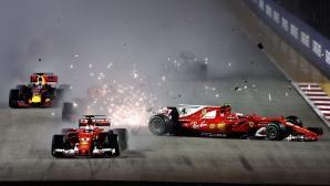 Тото Волф: Трудно е да не съчувстваш на Ферари
