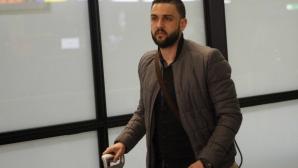 Гаджев ще пропусне следващите два мача на Анортозис