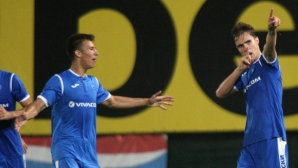"""Ботев (Гълъбово) - Левски 0:0, """"сините"""" нямат удар във вратата"""