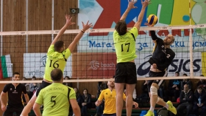 Общо 57 отбора се впускат в 13-ия сезон във Volley Mania, рекорд при жените