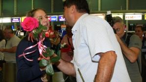 Гергана Димитрова: Успяхме, защото бяхме отбор (видео)