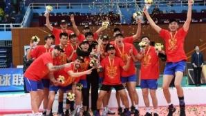 Шанхай ще спори за титлата на Световното клубно първенство