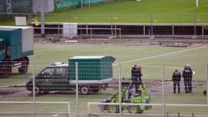 Спокойно: бомбата на базата на Щутгарт вече не е заплаха