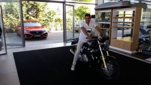 Още един продаден мотоциклет Honda