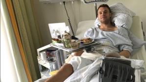 Операцията на Нойер премина успешно