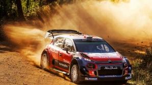 Льоб проведе втори тест със Citroеn във WRC (снимки)