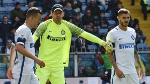 Легенда на Интер: С Икарди и Перишич няма да спечелим титлата