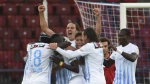 Лозана се добра до точка срещу Цюрих, Божинов не игра