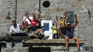Новият треньор на ВК Славия поведе отбора към Черни връх