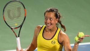 Стрицова стигна 1/4-финалите в Токио след успех над Конта