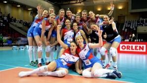 Зоран Терзич рискува с 4 състезателки за Европейското първенство