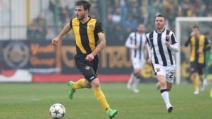 Терзиев: Появата на Балтанов съживи отбора