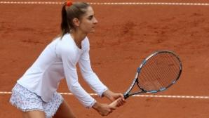 Две българки една срещу друга за титлата на двойки във Варна