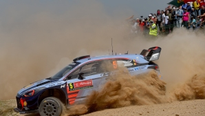 Ето го календара на WRC за 2018-а, отново кръг близо до България