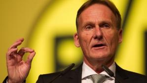 Шеф на Дортмунд иска резултати и от другите германски клубове в Европа