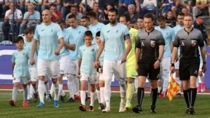 """Треньор в Дунав остана без думи след загубата на """"Армията"""", призна за липса на класа"""