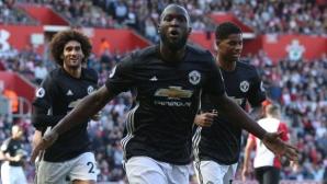 Саутхамптън - Манчестър Юнайтед 0:1, гледайте тук