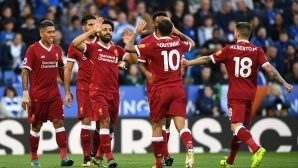 Ливърпул взе поправителния срещу Лестър и сложи край на неуспешната серия (видео)