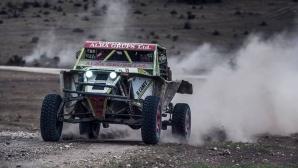 Грабнахме среброто в последните километри на Balkan Offroad Rallye