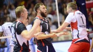 Ники Николов и Белогорие с 3 от 3 в Русия (видео + снимки)