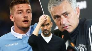 Ман Юнайтед и Ман Сити готвят нов трансферен сблъсък